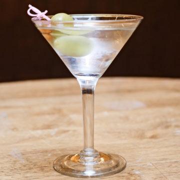 Irish Eyes Martini