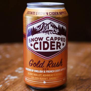 Gold Rush Cider